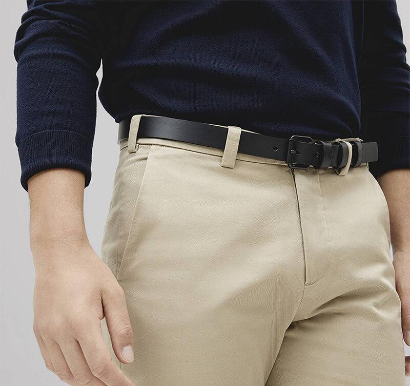 Chỉ ra 3 điểm của chiếc thắt lưng da nam cao cấp