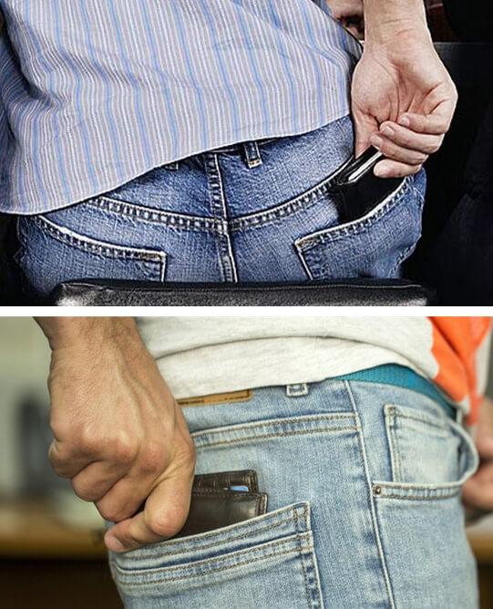 Những điều cần tránh để ví da nam bền đẹp hơn