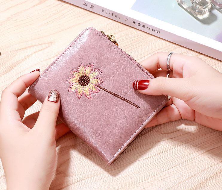 Mẫu ví cầm tay nữ cao cấp