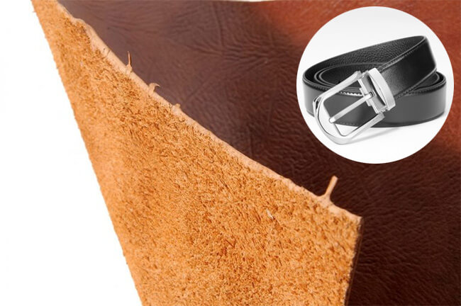 Chọn chất liệu sản phẩm thắt lưng nam xịn