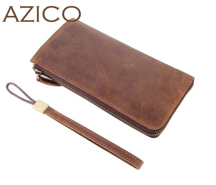 Nên mua ví cầm tay nam ở đâu chất lượng tốt?
