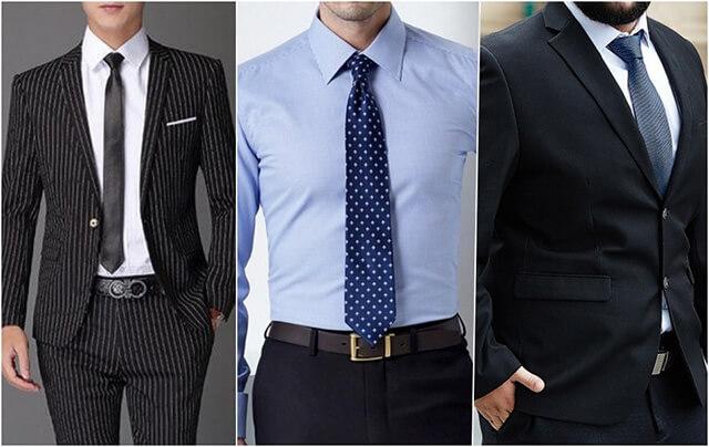 Phụ kiện nam thời trang: Cà vạt nam