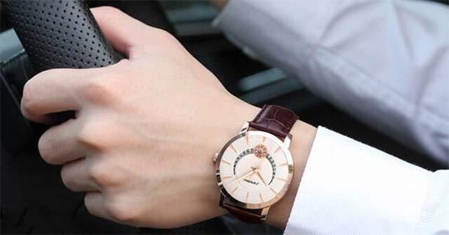 Phụ kiện thời trang nam: Đồng hồ nam