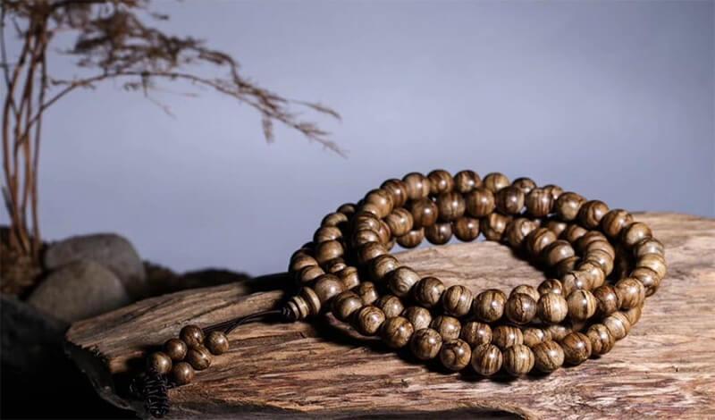 tác dụng khi đeo vòng gỗ trầm hương