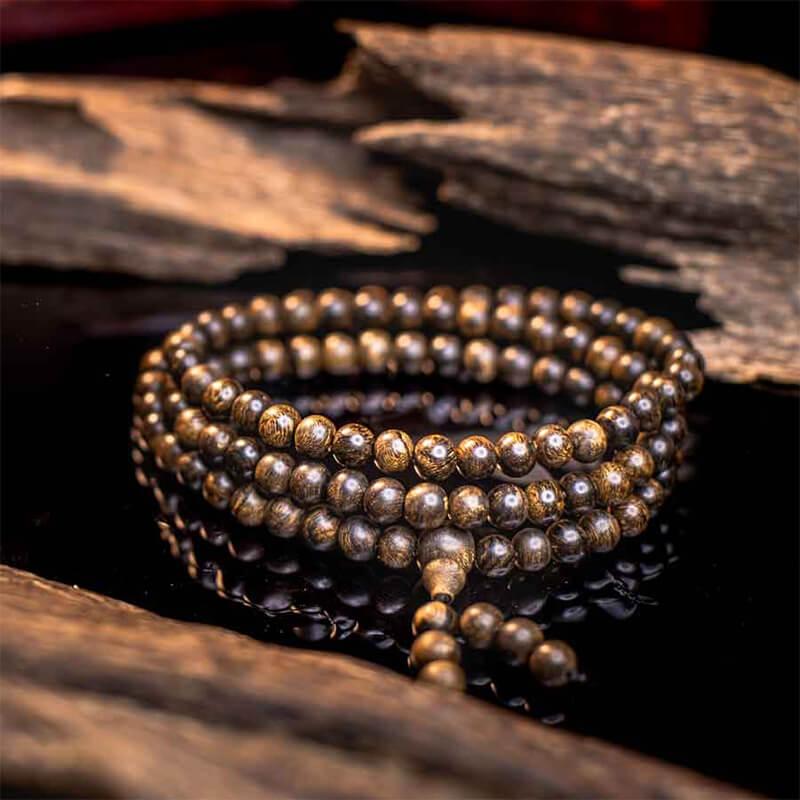 Ý nghĩa của vòng đeo trầm hương