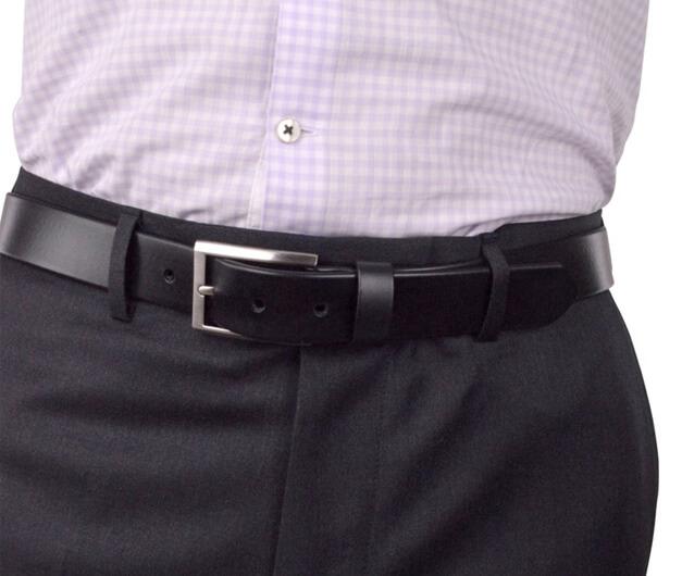Mua thắt lưng nam bản to 4cm da bò thật 100%