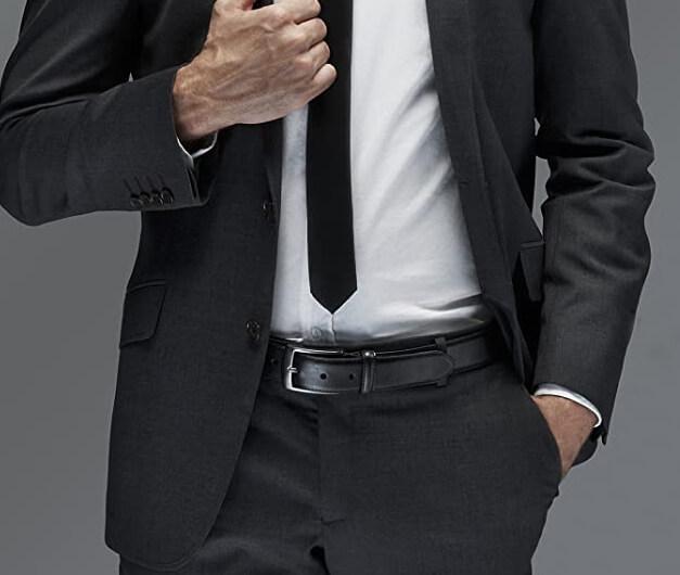 Dân công sở nên sử dụng thắt lưng nào phù hợp?