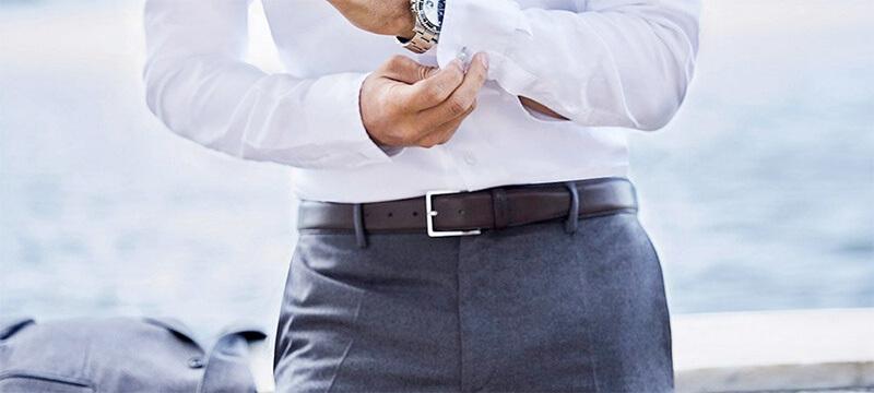 Thắt lưng quần âu