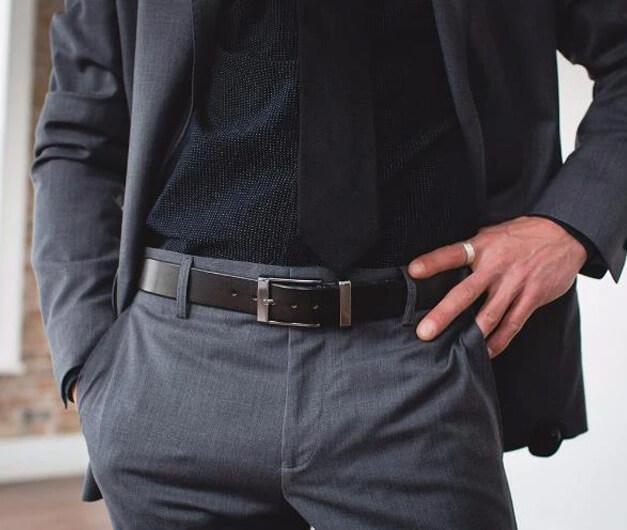 TOP 10 mẫu dây thắt lưng cho quần Âu nam sang trọng, lịch thiệp
