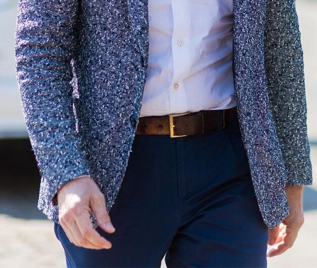 10 mẫu thắt lưng nam trung niên sang , lịch sự và đẳng cấp