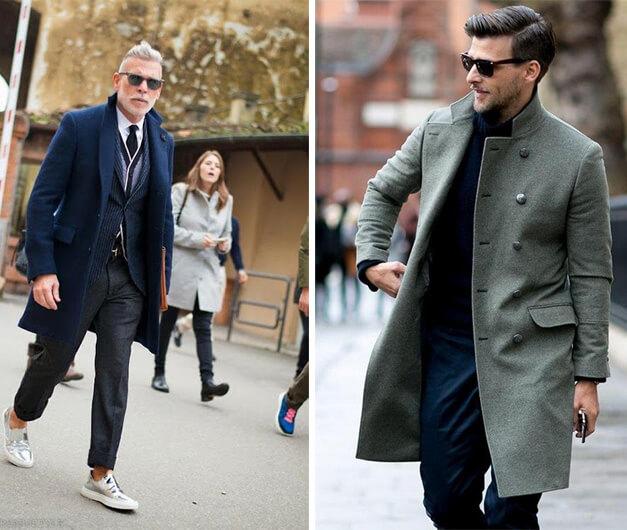 Thời trang nam giới trung niên