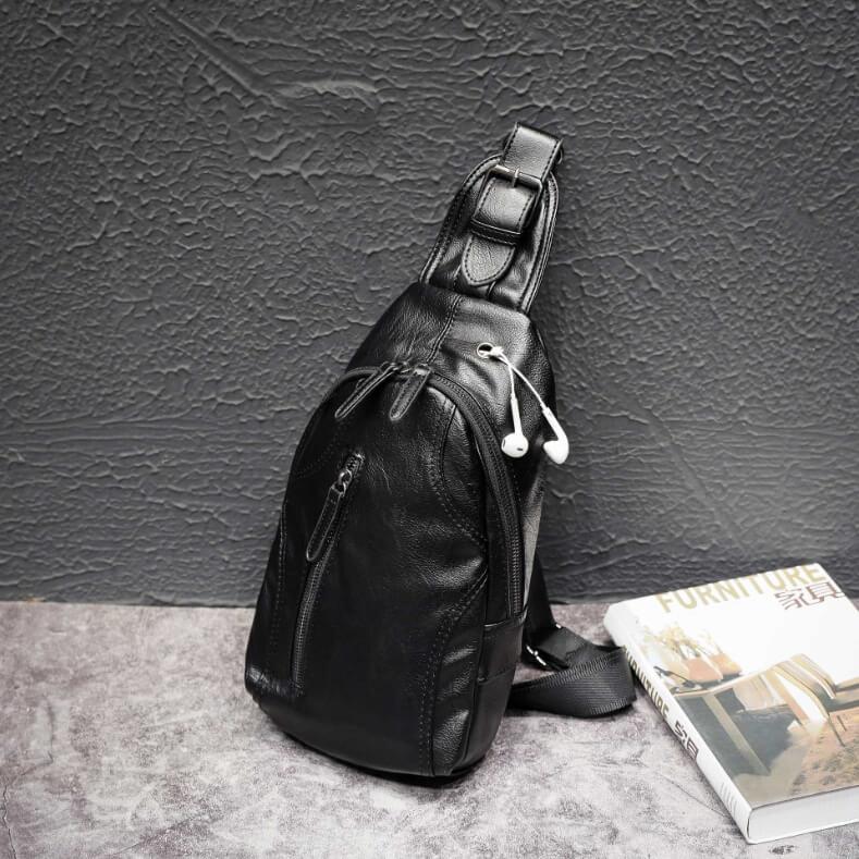 Túi đeo chéo da PU