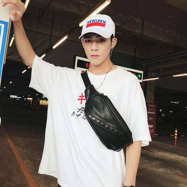 túi đeo chéo Hàn Quốc nam