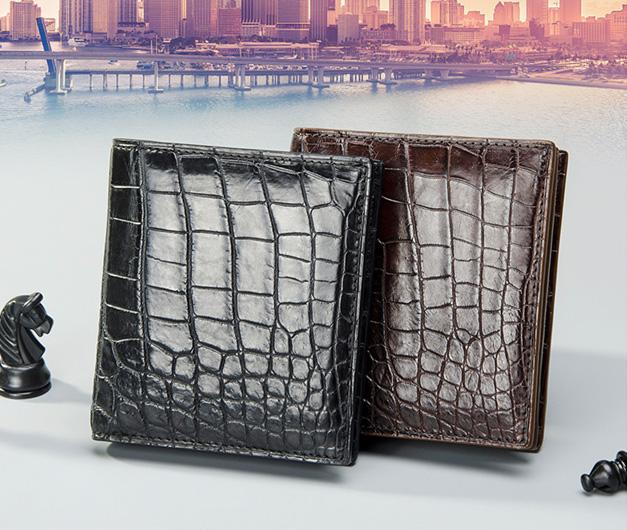 Mách bạn địa chỉ bán ví da cá sấu tại Nha Trang hàng xịn, chất lượng