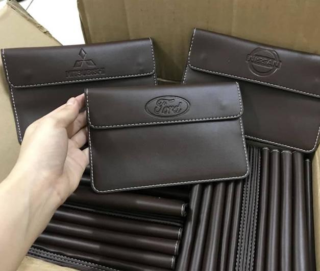 Những loại ví da đựng giấy tờ ô tô đẹp bao CHẤT