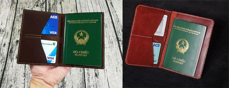 Ví đựng hộ chiếu đẹp