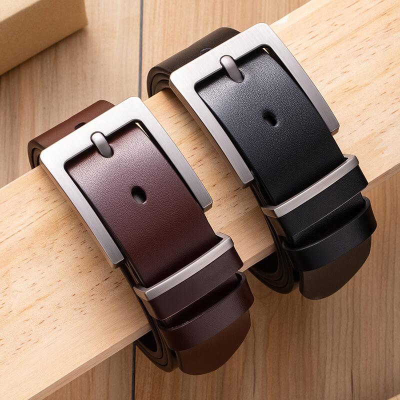 2 mẫu dây thắt lưng C854