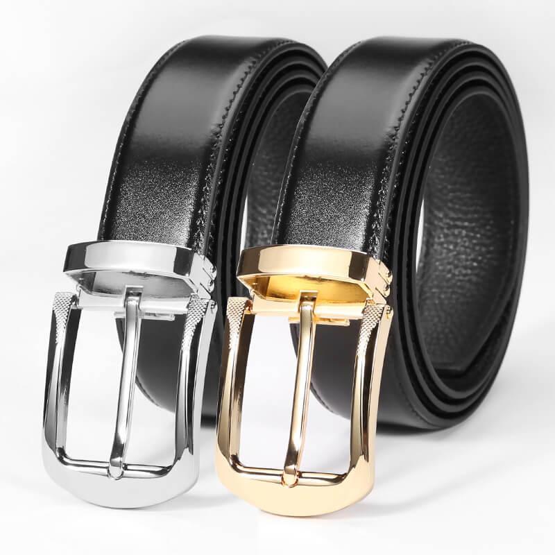 2 lựa chọn mẫu dây lưng cho quý khách hàng