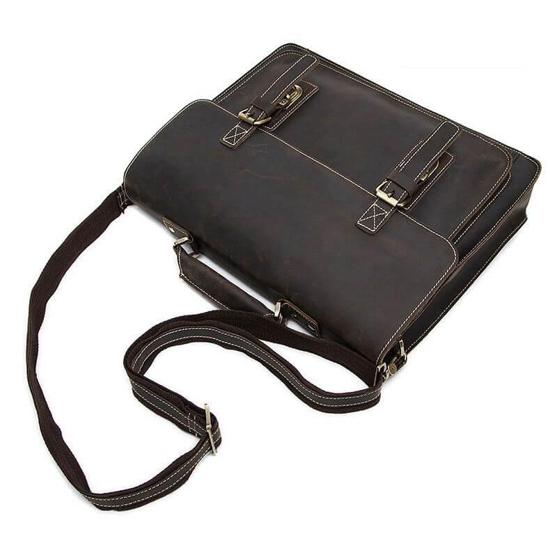 Mua túi xách đựng laptop da bò ở đâu?