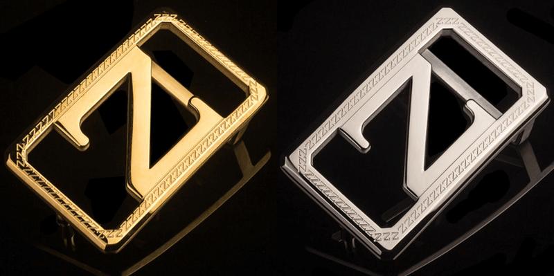2 mẫu mặt khóa với màu sắc khác nhau