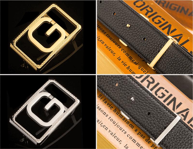 Mẫu khóa chữ G đẹp mắt và đẳng cấp
