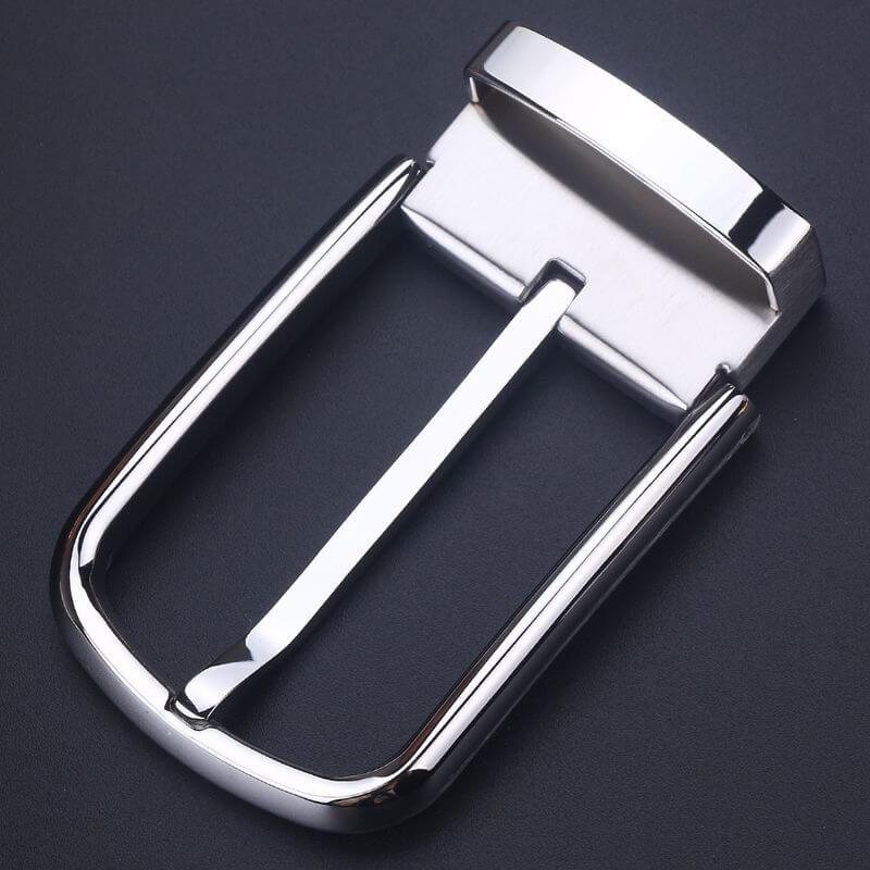 Mẫu mặt khóa B425 màu bạc