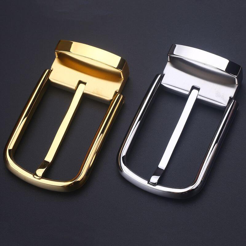Bề mặt ngoài của mẫu khóa thắt lưng B425