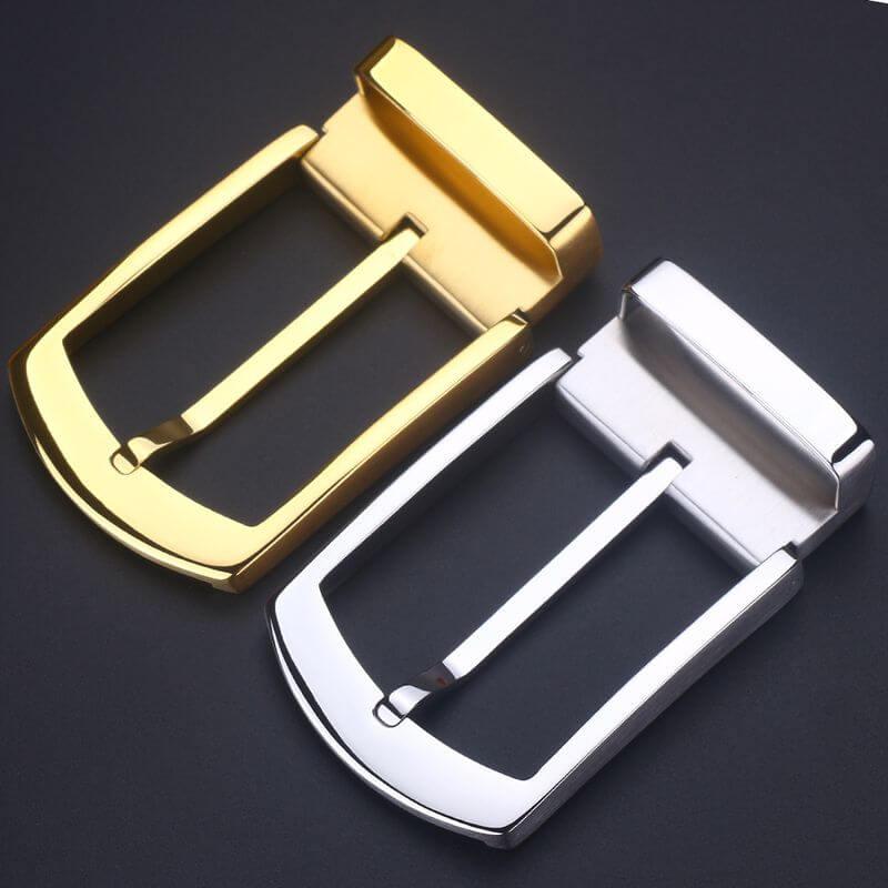 Thiết kế mặt khóa thắt lưng nam B856