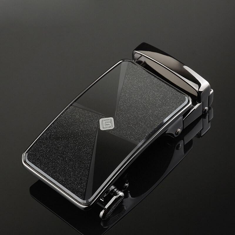 Vẻ đẹp sang trọng của mẫu mặt khóa thắt lưng B655