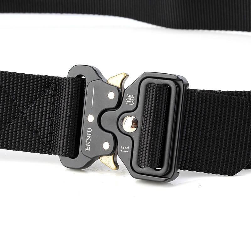 Thắt lưng vải cao cấp 3 màu nâu, đen, xanh H003