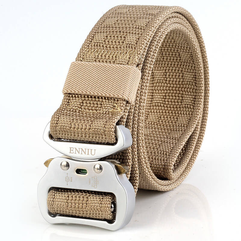 Thắt lưng vải bản 3,8cm dáng nam tính 5 màu đa dạng H012