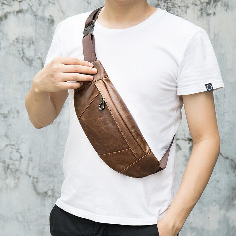 Túi đeo chéo trước ngực