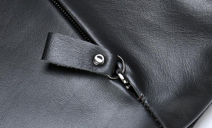 Mẫu túi đeo chéo nam da bò xịn tinh tế sang trọng G173