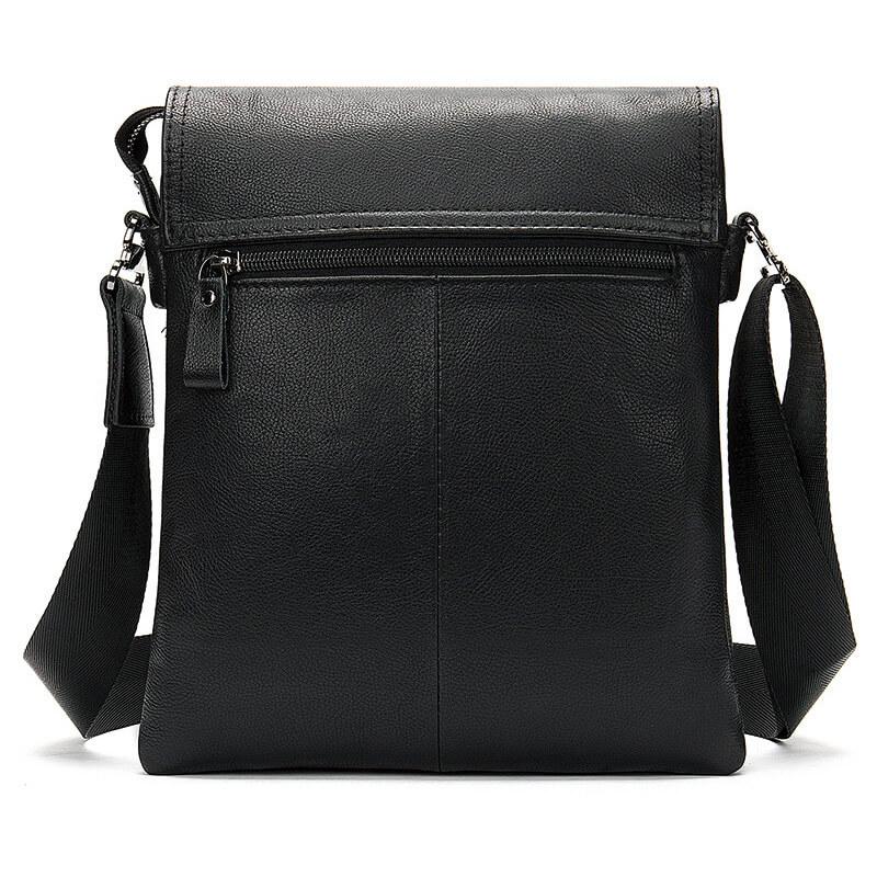 Túi đeo chéo nam đẹp chất liệu da bò thật cao cấp G634