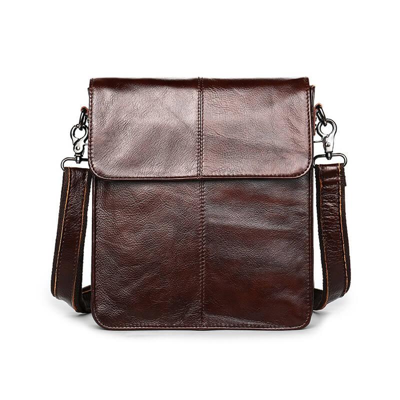 Túi đeo chéo da bò đẹp mắt kiểu dáng thời thượng G838