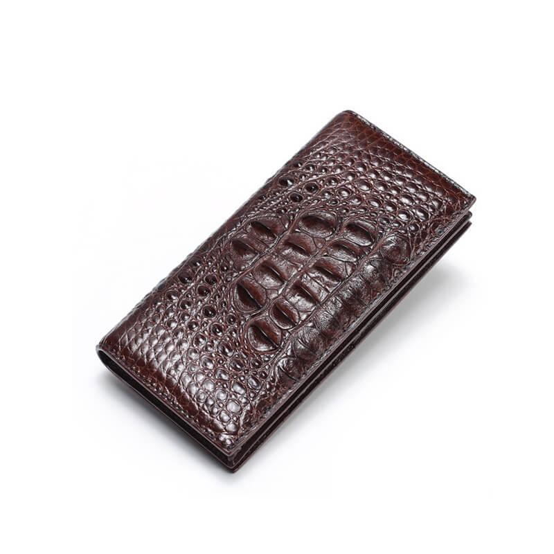 Mặt sau của mẫu ví cầm tay nam F300