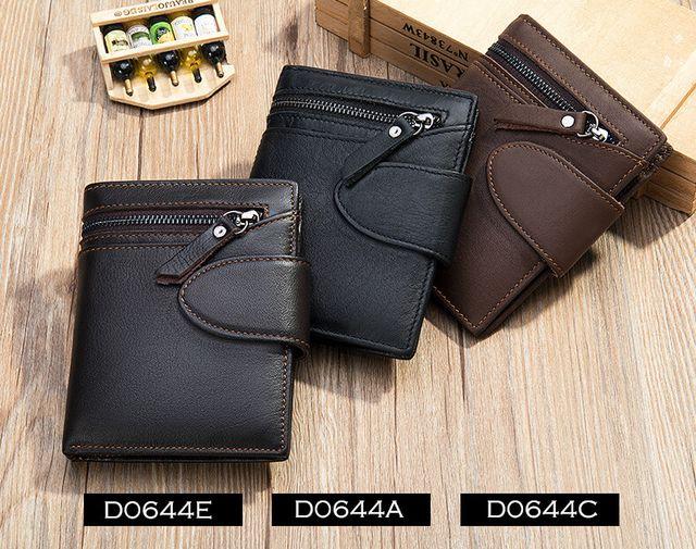 Có 3 mẫu màu sắc của ví D644