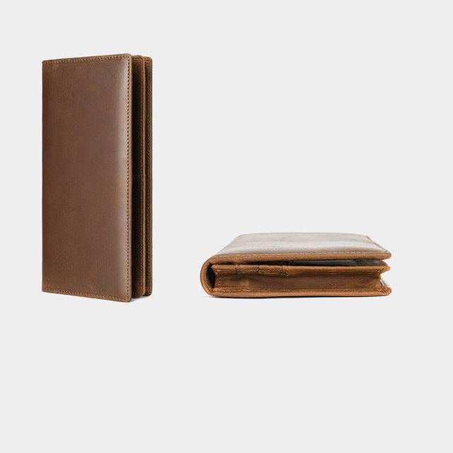 Form dáng thời thượng đẳng cấp của ví cầm tay nam D097