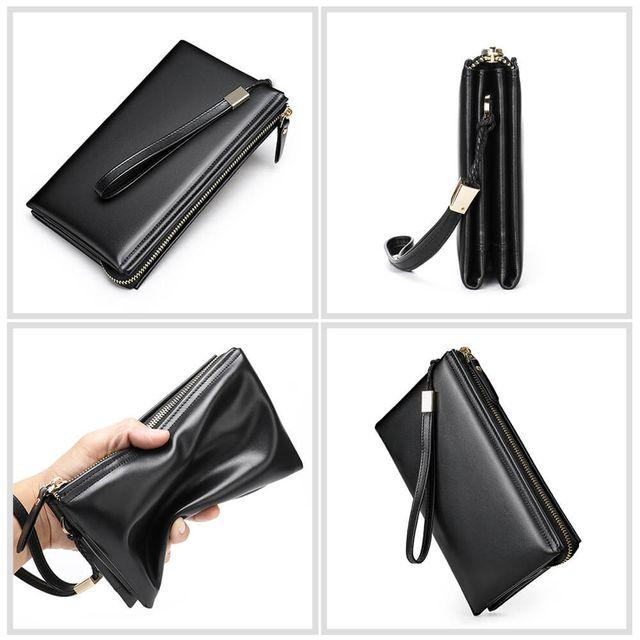 Những kiểu dáng của ví cầm tay nam D138