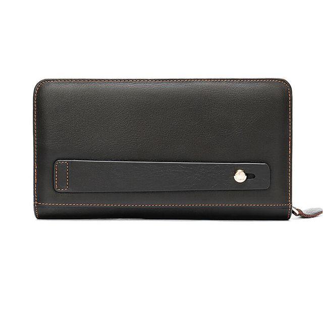 Mặt sau của ví nam cầm tay D337B