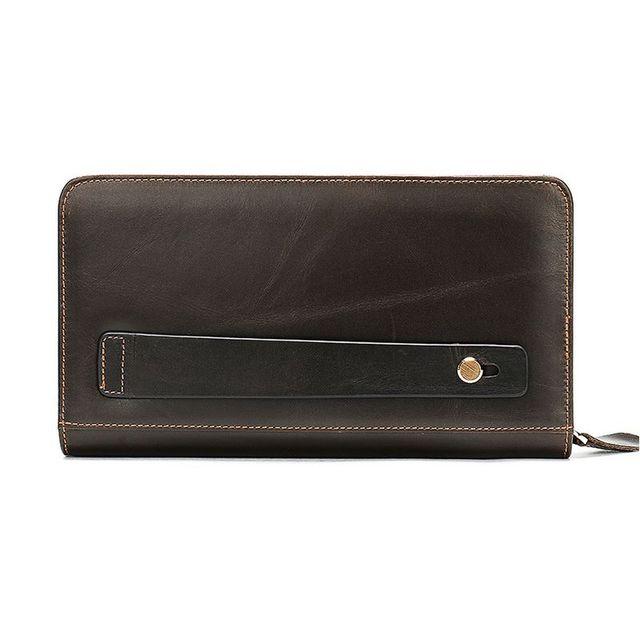 Mặt sau của ví cầm tay nam D337C