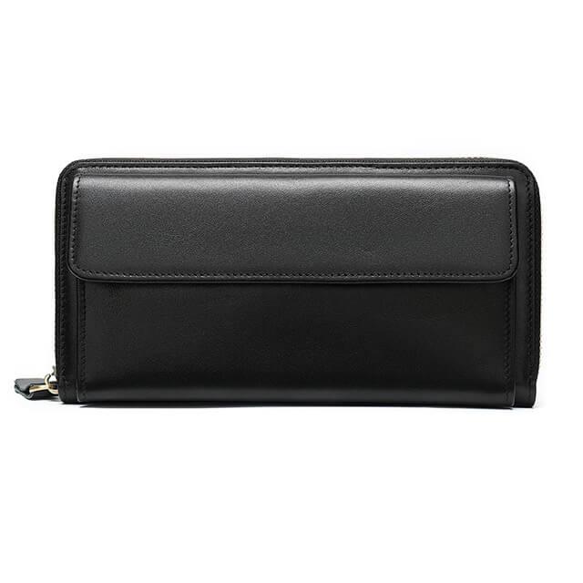 Mặt trước của ví cầm tay D387