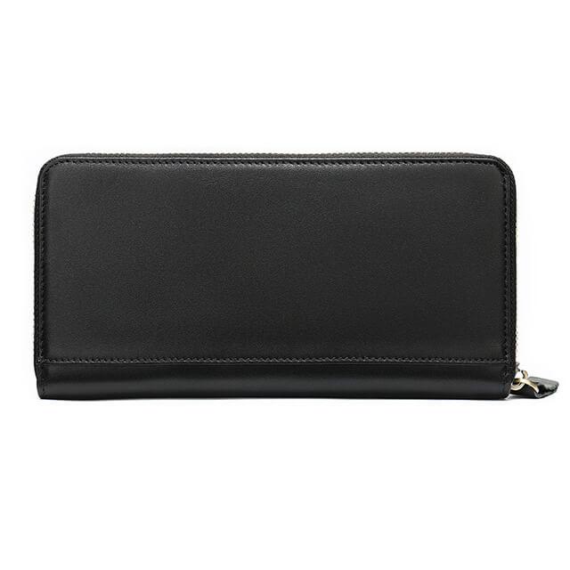 Mặt sau của ví cầm tay D387