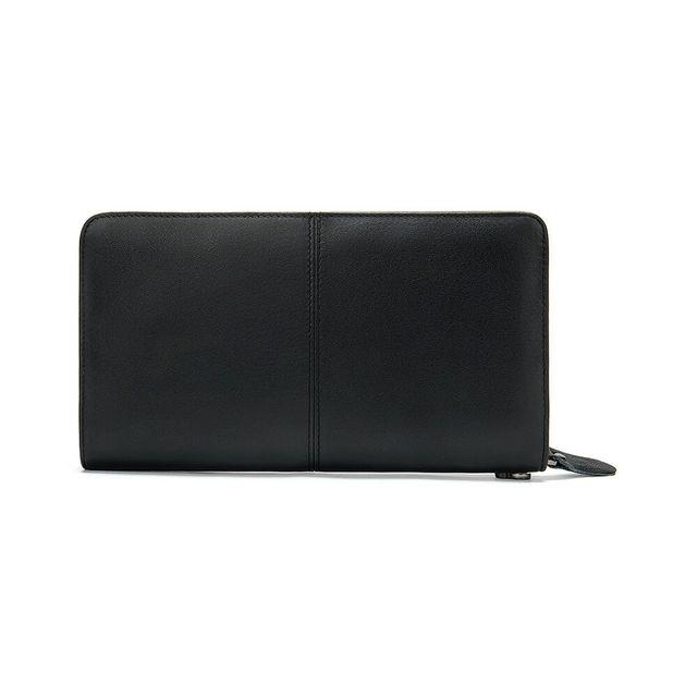 Mặt sau của mẫu ví cầm tay nam D826B