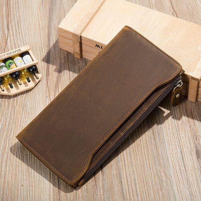 Mẫu ví cầm tay nam D833B ấn tượng