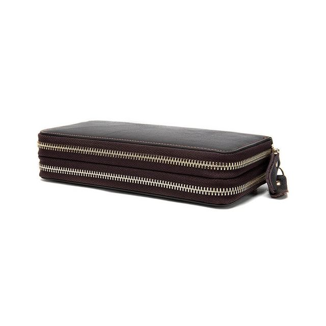 Mặt nghiêng của ví cầm tay D463