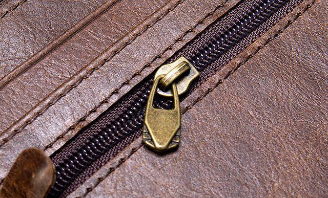 Khóa kéo thả trơn tru dễ mà của ví D355