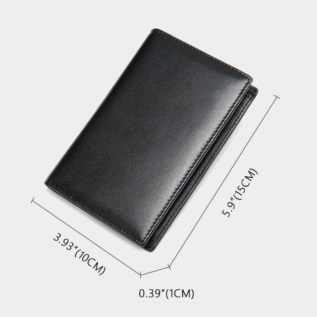 Kích thước mẫu ví dài D905A