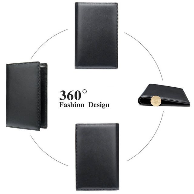 Kiểu dáng thời thượng của mẫu ví nam D905A