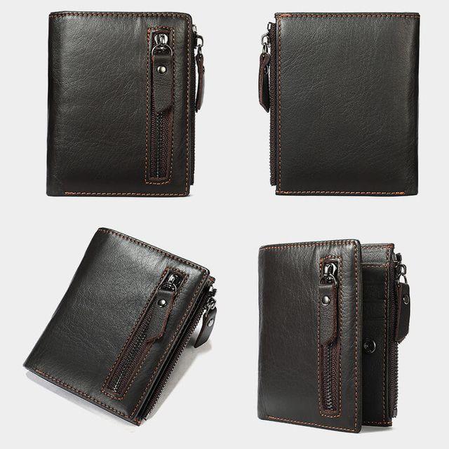Kiểu dáng của mẫu ví đứng D323B
